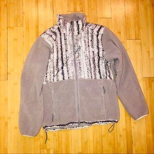 The North Face White Birch Denali Fleece Jacket